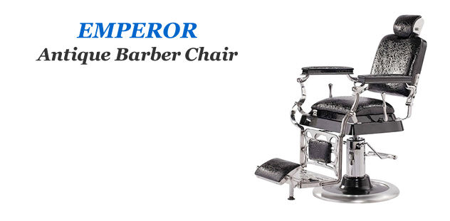 Emperor Barber Chairs, barber furniture, barber equipment for sale