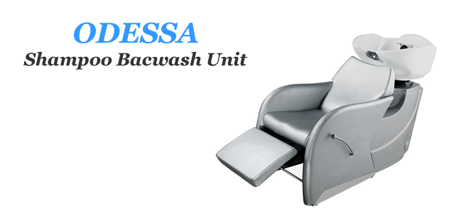 Odessa Shampoo Backwash Units, Backwash Shampoo Systems, Shampoo Bowls