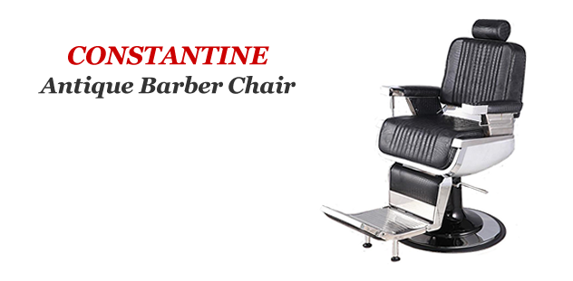 Constantine Salon Barber Chairs, Barber Shop Chairs, Barber Shop Equipment
