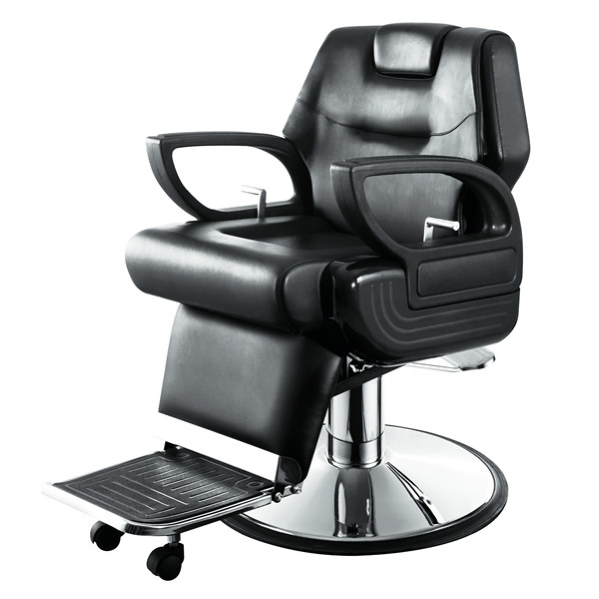 Quot Caesar Quot Barber Chair With Heavy Duty Hydraulic Pump