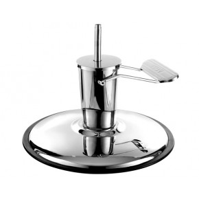 Hydraulic Chrome Base with Cover (BS-05)