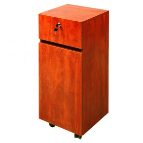 """VINOVIA"" Salon Trolley - Cherry Colour"
