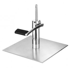 Hydraulic Square Base (Stainless)