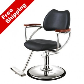 """NAOMI"" Salon Styling Chair"