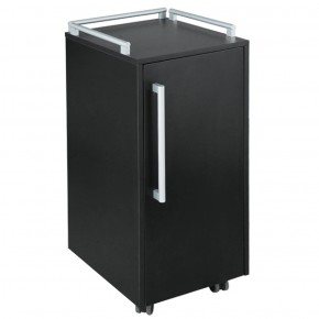 """NAVIO"" Salon Trolley - Black"