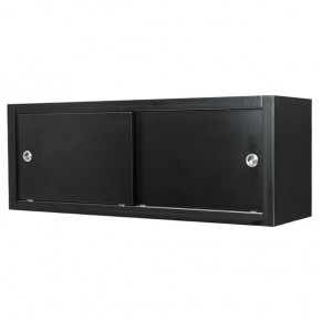 """HAXBY"" Storage Cabinet - Black"