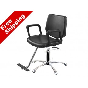 """LUX"" Salon Styling Chair (Free Shipping)"