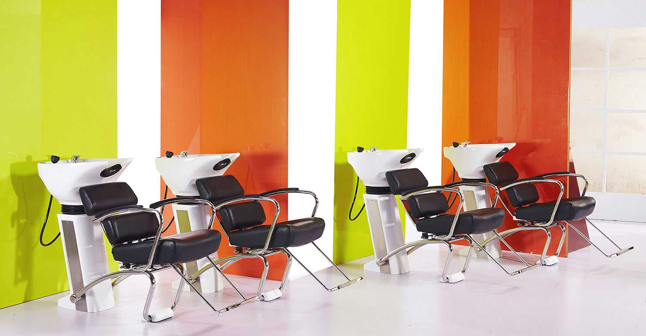 salon shampoo bowls suppliers, shampoo chairs wholesalers, shampoo sinks, shampoo stations manufacturer in China