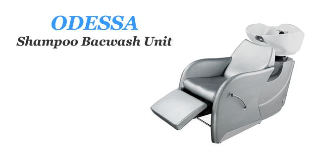 Odessy Shampoo Backwash Units, Backwash Shampoo Systems, Shampoo Bowls