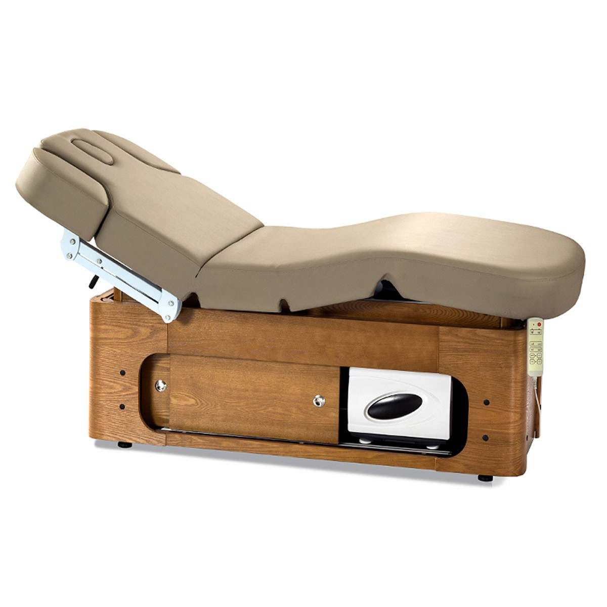 """""""HERACLES """"Electric wood massage bed"""
