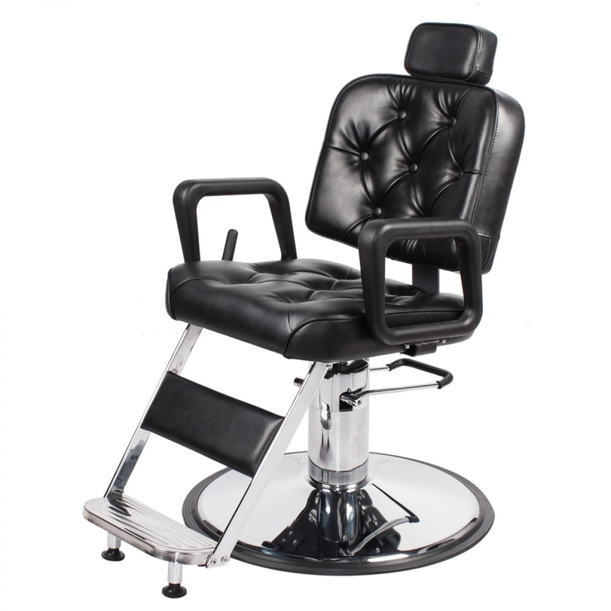 """HELIOS"" Barber Shop Chair with Heavy Duty Pump <2018 Christmas Sale>"