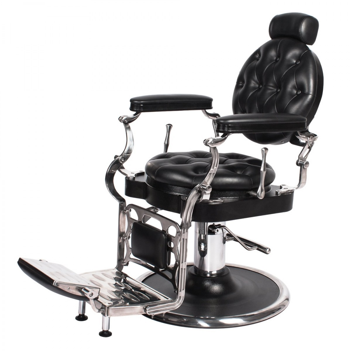 """JUSTINIAN"" Antique Barber Chair"