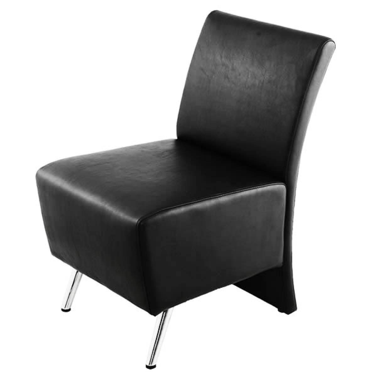 """DELIA""  Single Salon Reception Chair"