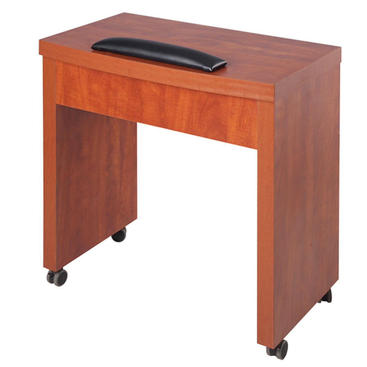 """BALLY"" Manicure Table - Cherry Colour"
