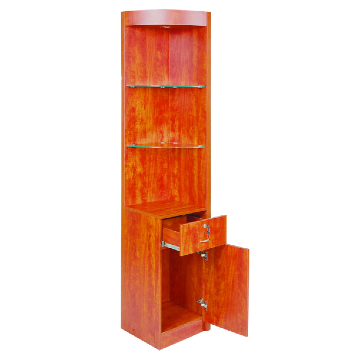 """""""ALFORD"""" Retail Display - Cherry Colour"""