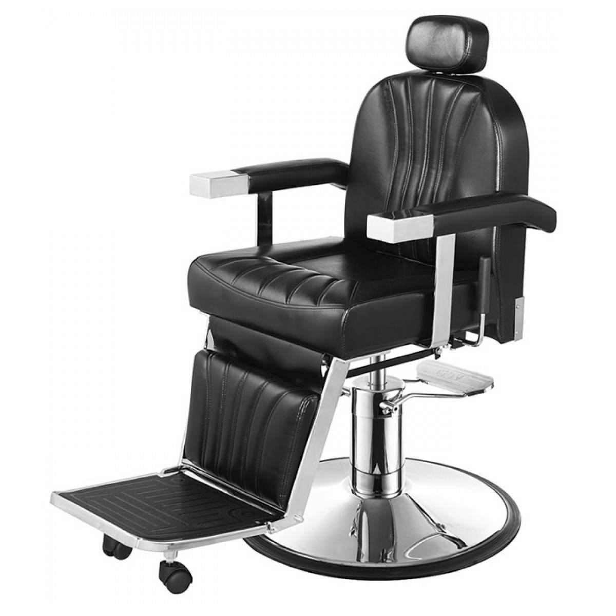"""CICERO"" Barber Chair with Heavy Duty Pump"