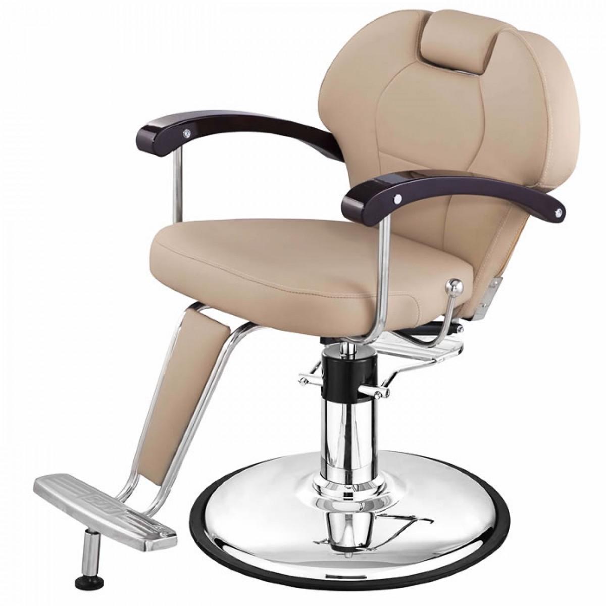 """KATHERINE"" Make-Up Chair in Khaki"