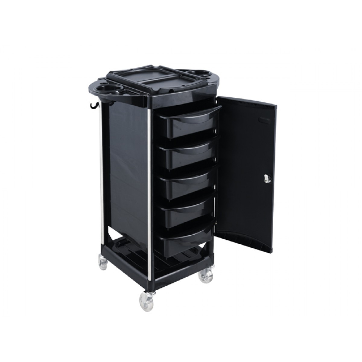 """TACANA"" Multi-function Salon Trolley Storage Cart"