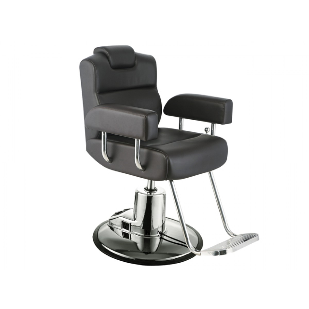 """ZEUS"" Barber Chair (Electric Pump)"