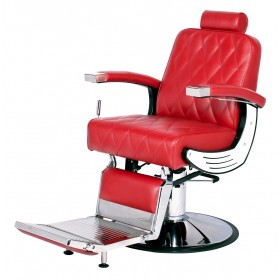"""BARAN"" Barber Chair with Heavy Duty Pump"