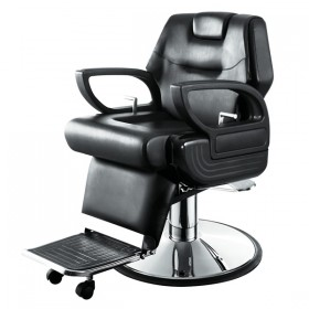 """CAESAR"" Barber Chair with Heavy Duty Pump"