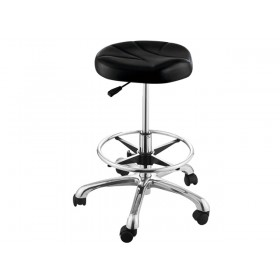"""ERATO"" Hairdressing Stool with Footrest Ring"