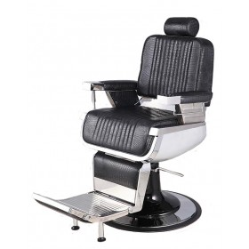 """CONTINENTAL"" Barber Chair in Crocodile"