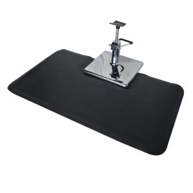 Square Salon Floor Mat for Square Base (SM-B4)