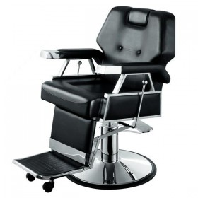 """HADRIAN"" Barber Chair with Heavy Duty Pump"