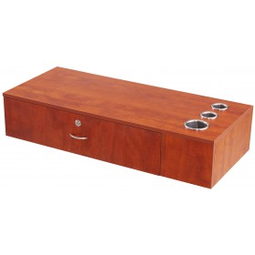 """NATHAN"" Single Drawer Wall Mount Station"