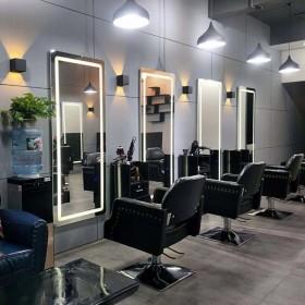 Single sided Salon Station