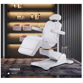 2017 CE approval cosmetic treatment bed PU/PVC leather beauty parlor chair