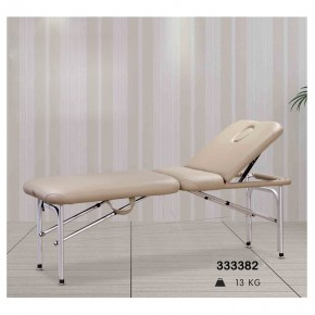 Deluxe Lightweight Portable Folding Massage Table Bed Beauty Salon Therapy Couch With Face Hole