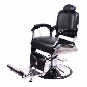 """ZEUS"" Heavy Duty Barber Chair"