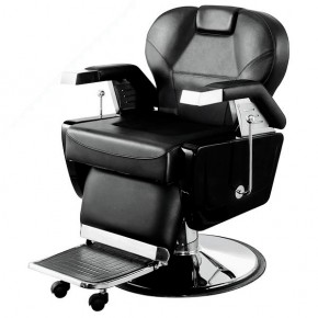 """ALEXANDER"" Barber Chair with Heavy Duty Hydraulic Pump"