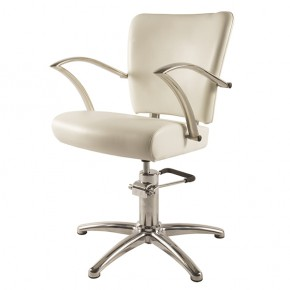 """TIFFANY"" European Style Salon Chair (Free Shipping)"