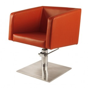 """CUBIC"" Modern Salon Styling Chair (Made to Order, Ship in 8 Weeks)"