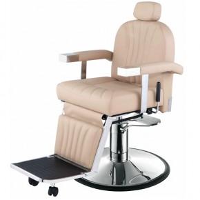 """CICERO"" Barber Chair in Khaki"