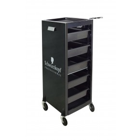 Deluxe hair salon trolley