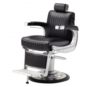 """ELEGANCE"" Barber Chair by TAKARA BELMONT (Made in Japan)"