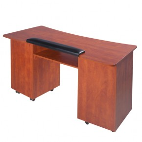 """ARMOY"" Manicure Table - Cherry Colour"