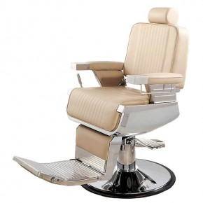 """CONSTANTINE"" Barber Chair in Khaki"