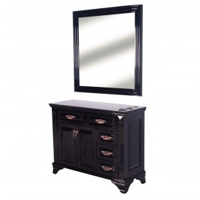 """FLORENCE"" Styling Station in Black"