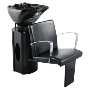 ARAGON SHAMPOO BOW INIT BACK WASH CHAIR