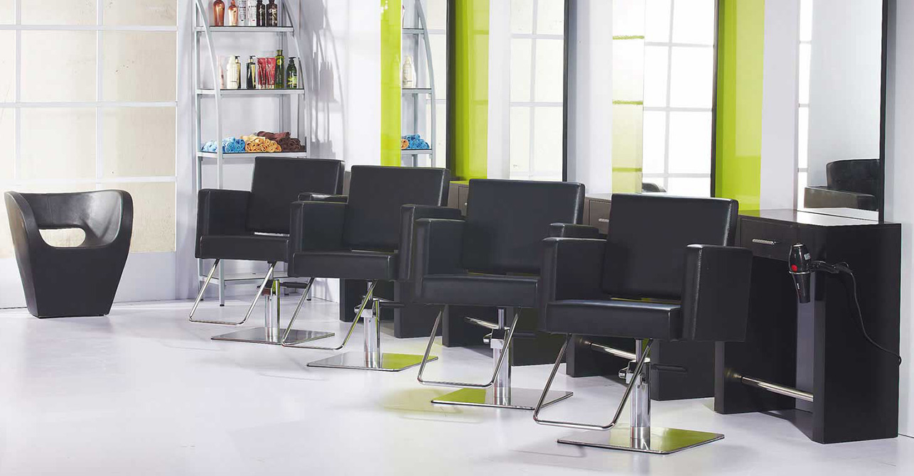 Hair salon chairs manufacturers, hair styling chairs wholesalers, salon styling chairs suppliers in China