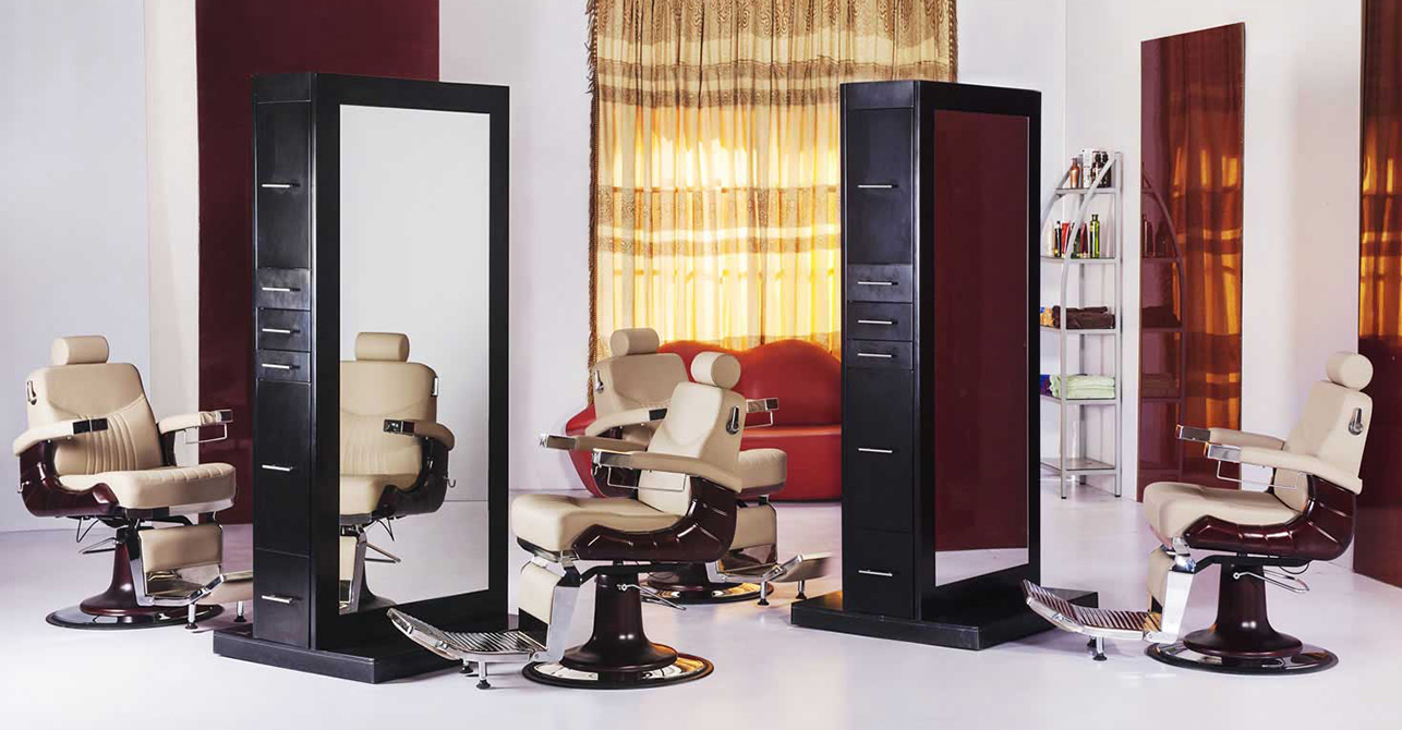 Hair salon stations suppliers, hair styling stations manufacturers, barber stations, hair stations wholesaler in China